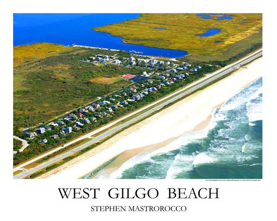 West Gilgo Beach Print 0004