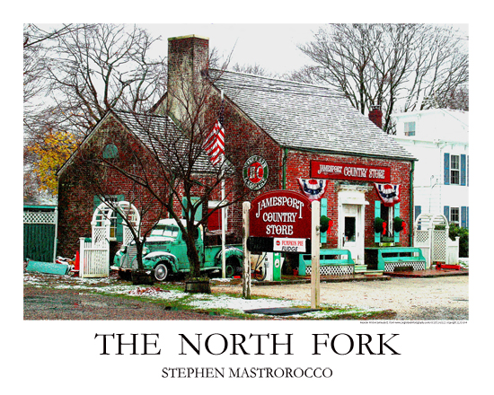 The North Fork (Jamesport) Print# 2006