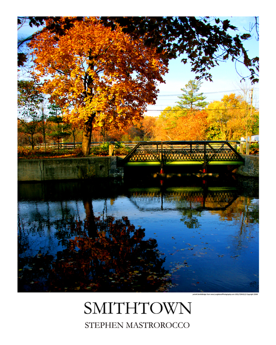 Smithtown Bridge Print# 6694V