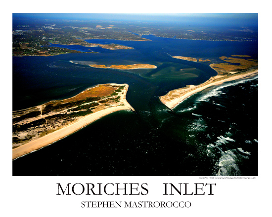 Moriches Inlet Print# 6701A