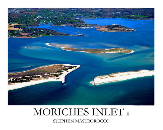 Moriches Inlet 2 Print# 6702A
