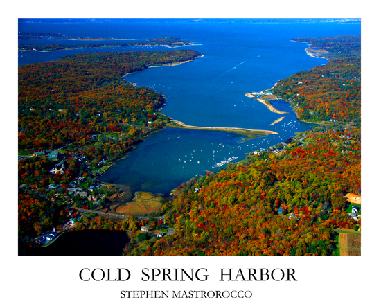 Cold Spring Harbor Print# 6808