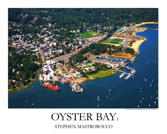 Oyster Bay1 Print# 7200
