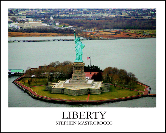 Statue of Liberty Print# 7902