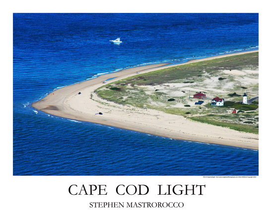 Cape Cod Light Print# 8101
