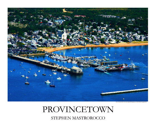 Province Town Print# 8120