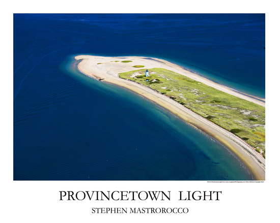 Province Town Light Print# 8123